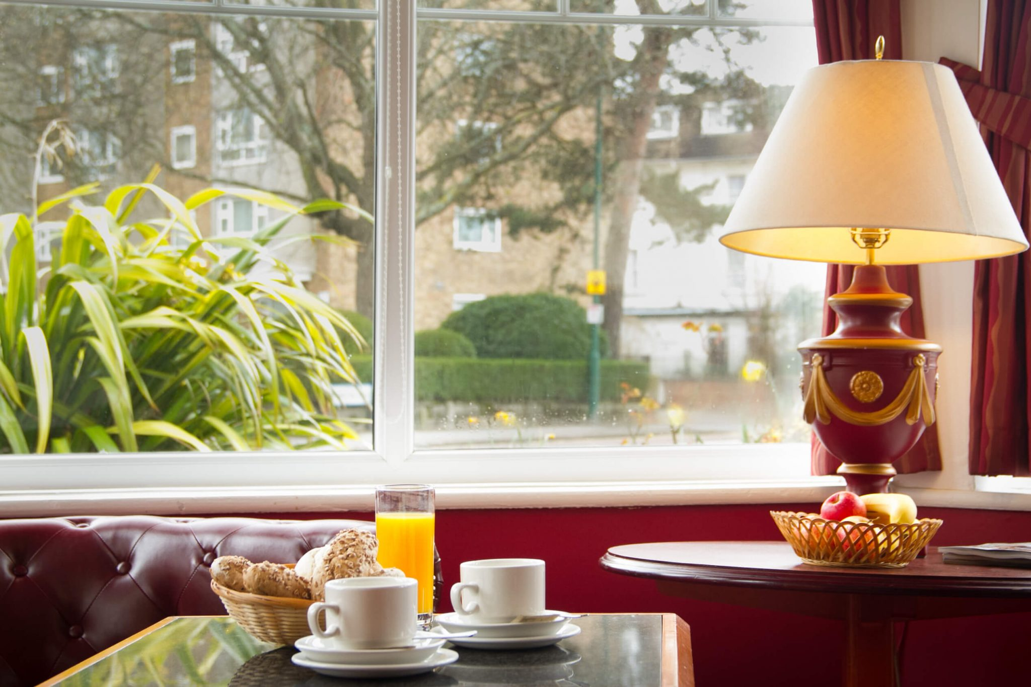 Bournemouth Boulevard Café & Breakfast View - TravelRest Hotels