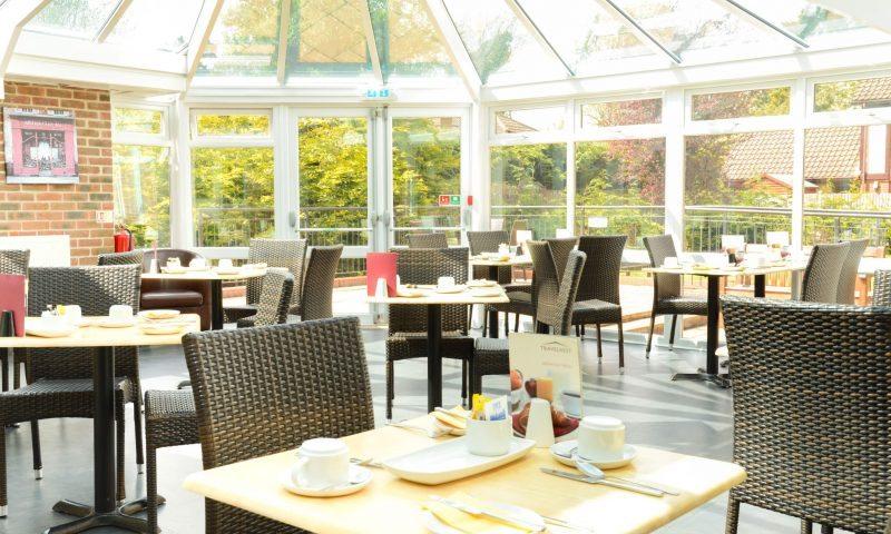 Fareham Conservatory Restaurant Interior - TravelRest Hotels