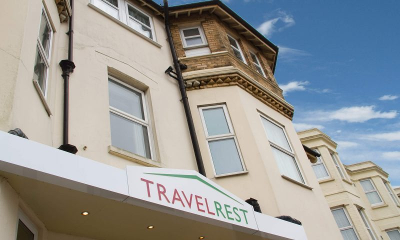 Bournemouth West Cliff Exterior - TravelRest Hotel