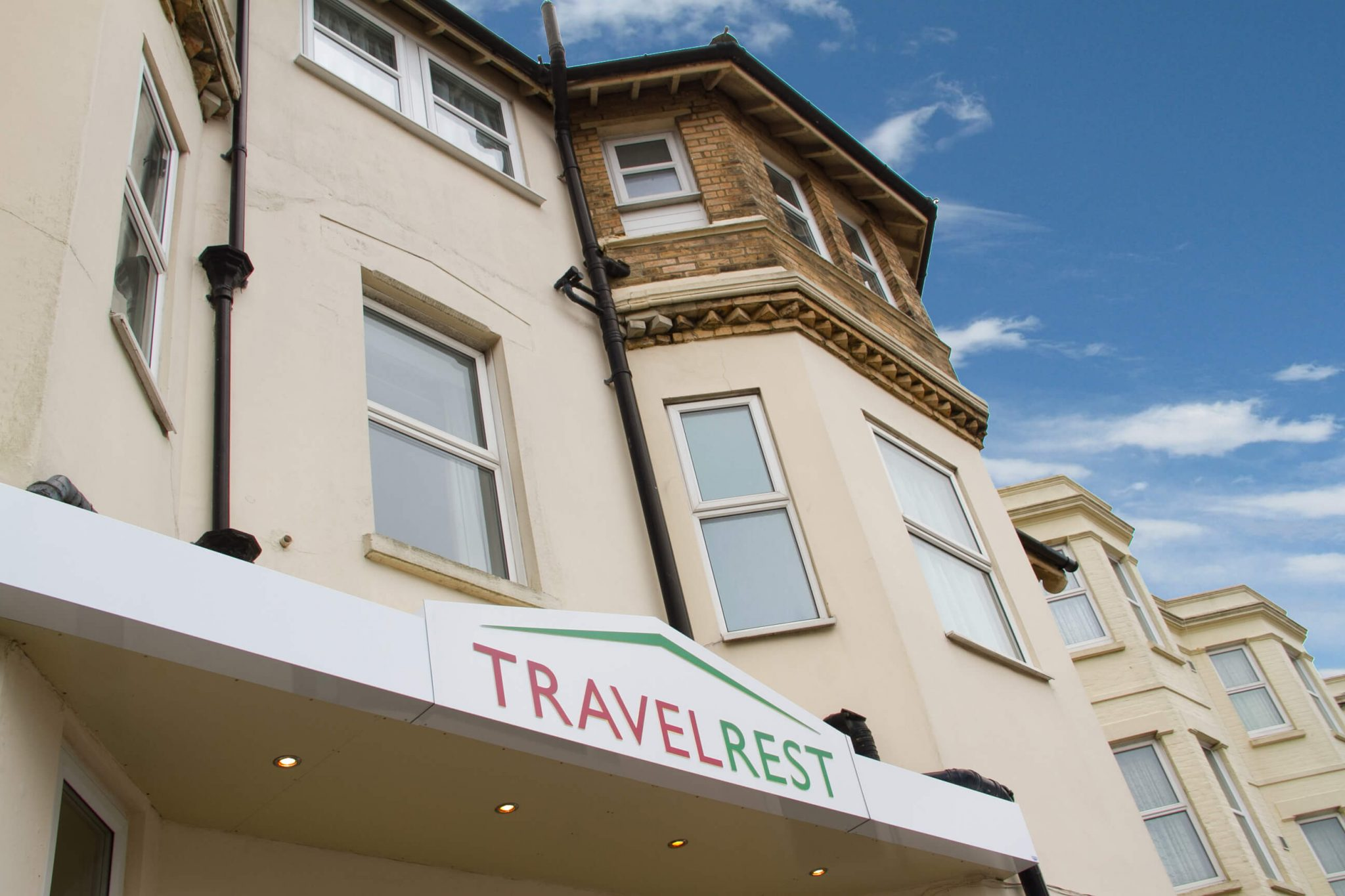 Bournemouth West Cliff Exterior - TravelRest Hotels